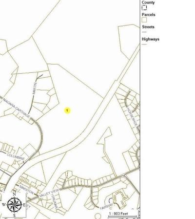 Moore County Residential Lots & Land For Sale: Niagara Carthage Road