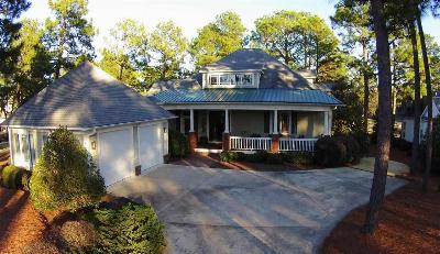 Southern Pines Single Family Home For Sale: 28 Granville Drive