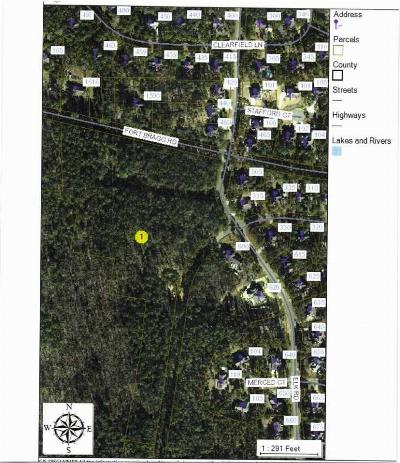 Residential Lots & Land For Sale: tbd Fort Bragg Rd
