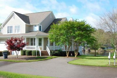 Condo/Townhouse Sold: 307 Dogwood Landing(S)