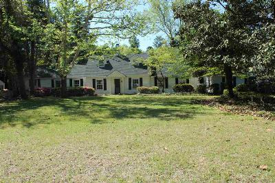 Pinehurst Single Family Home For Sale: 600 Linden Road