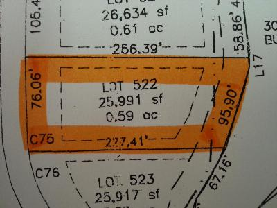 Whispering Pines Residential Lots & Land For Sale: 17 Banning Drive