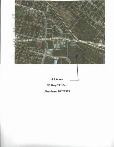 Commercial For Sale: 10062 E Nc Highway 211