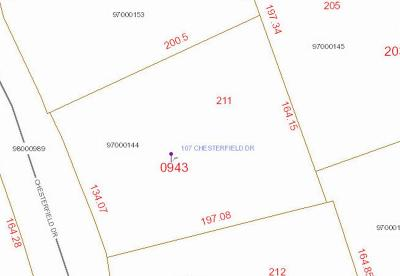 Forest Creek Residential Lots & Land For Sale: 107 Chesterfield Drive
