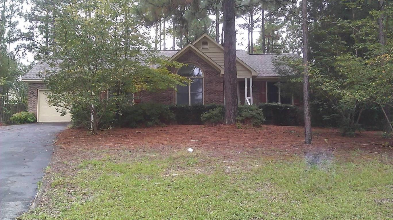 120 E Sawmill Road Pinehurst, NC  | MLS# 171778 | Pinehurst Homes