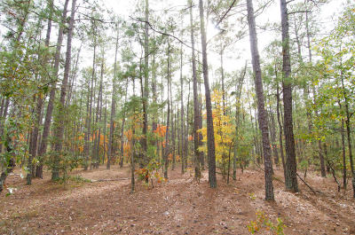 Pinehurst, Raleigh, Southern Pines Residential Lots & Land Sold: Lot 3 Foxfire Road