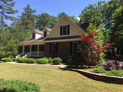 Southern Pines NC Single Family Home Sold: $320,100