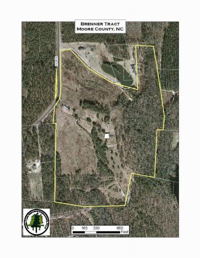 Moore County Residential Lots & Land For Sale: 335 Howle Road