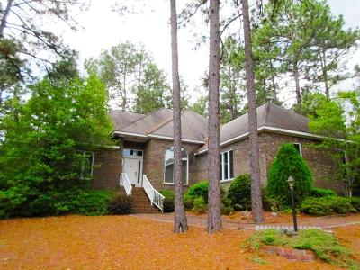 Pinehurst NC Single Family Home Sold: $216,000