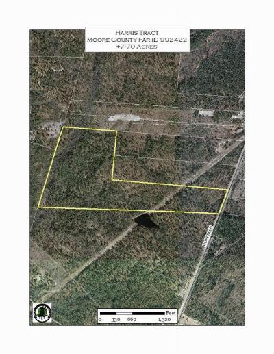Moore County Residential Lots & Land For Sale: Hoffman Road