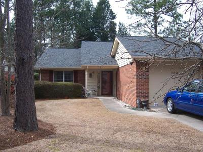 Single Family Home Sold: 260 Pinehurst Trace Drive