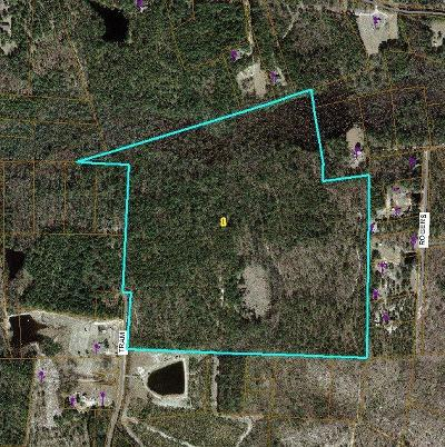 Moore County Residential Lots & Land For Sale: Morrow Trump Dump Road