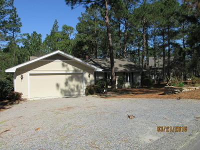 Pinehurst NC Single Family Home Sold: $179,900