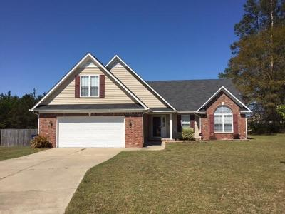 Raeford NC Single Family Home Sold: $154,000