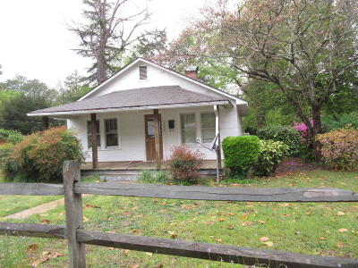 Southern Pines NC Single Family Home Sold: $60,000