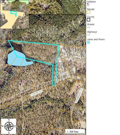 Aberdeen Residential Lots & Land For Sale: Foxfire Lot 10 Road