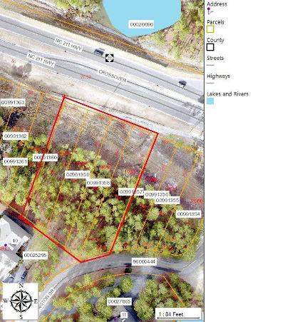 Commercial For Sale: Nc Hwy 211