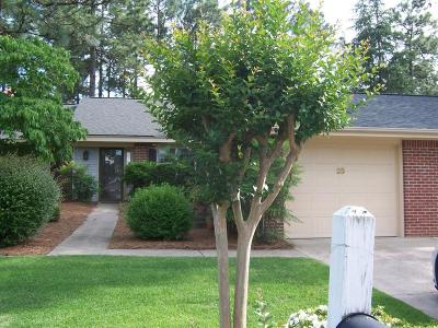 Pinehurst NC Single Family Home Sold: $129,900