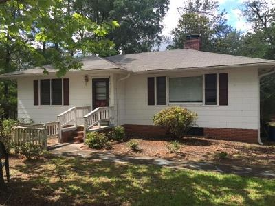 Pinebluff NC Single Family Home Sold: $77,000