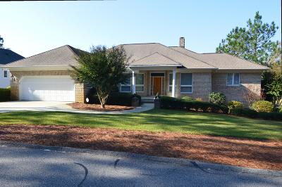 Moore County Single Family Home For Sale: 10 Beckett Ridge
