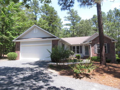 West End NC Single Family Home Sold: $153,000