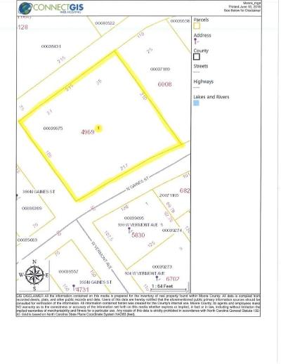 Southern Pines NC Residential Lots & Land For Sale: $28,000