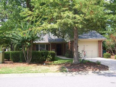 Single Family Home Sold: 255 Pinehurst Trace Drive