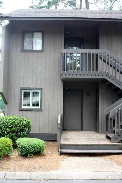 Moore County Condo/Townhouse For Sale: 5 Pine Tree Road #104