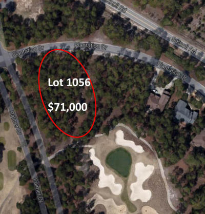 Mid South Club, Talamore Residential Lots & Land For Sale: 2 Plantation Drive