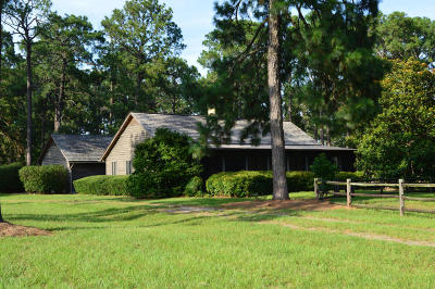 Southern Pines Farm For Sale: 3546 Youngs Road