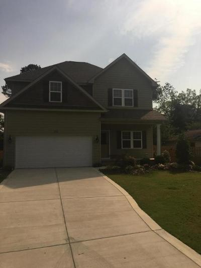Pinehurst Single Family Home Active/Contingent: 110 Medlin Drive