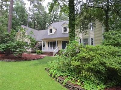 Sandhrst West Single Family Home For Sale: 265 S Bethesda Road