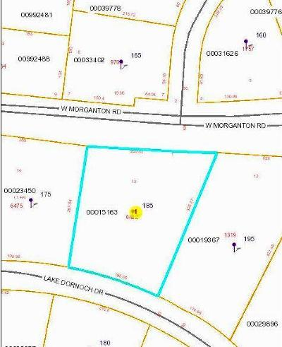 Ccnc Residential Lots & Land For Sale: 185 Lake Dornoch Drive
