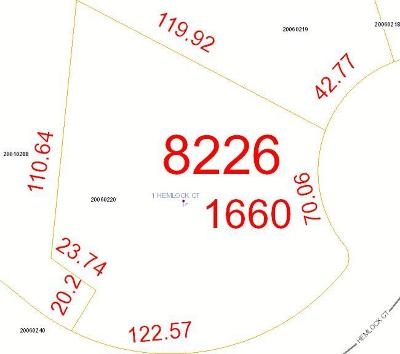 Forest Creek Residential Lots & Land For Sale: 1 Hemlock Court