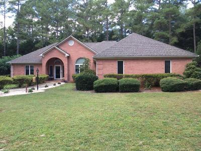 Pinehurst NC Single Family Home Sold: $287,900