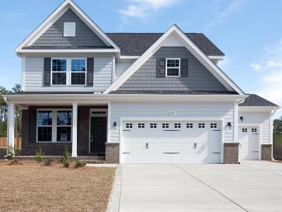 The Carolina Single Family Home For Sale: 225 Parrish Lane
