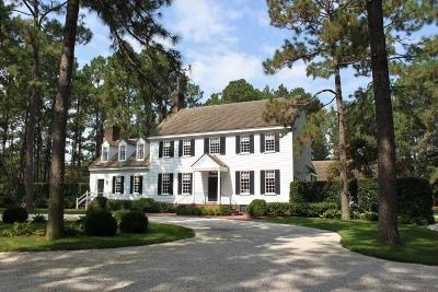 Pinehurst, Raleigh, Southern Pines Single Family Home Sold: 235 Quail Hollow Drive