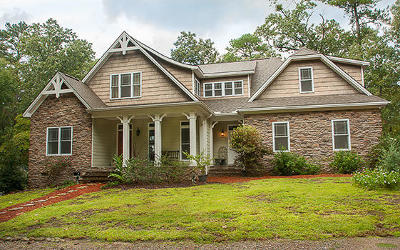 Moore County Single Family Home For Sale: 1853 Bethesda Road
