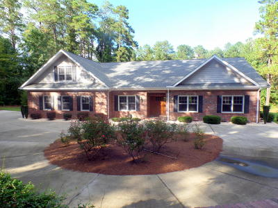 James Creek Single Family Home For Sale: 1260 S Fort Bragg Road