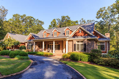Southern Pines Single Family Home For Sale: 140 Ridgeview Road