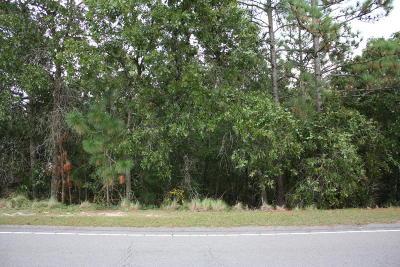 Pinehurst Residential Lots & Land Active/Contingent: 154 Juniper Creek Boulevard
