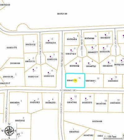 Residential Lots & Land For Sale: 11 Woodland Circle