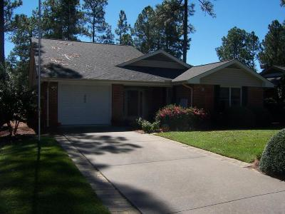 Pinehurst NC Single Family Home Sold: $185,000