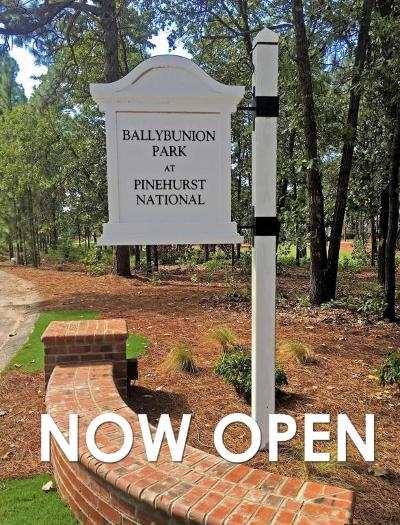 Pinehurst NC Residential Lots & Land Sold: $119,500