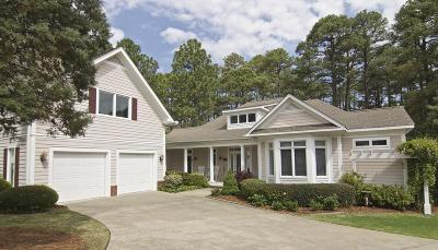 Southern Pines Single Family Home For Sale: 23 Wellington Drive