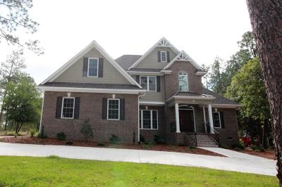 Southern Pines Single Family Home For Sale: 575 Pee Dee Road