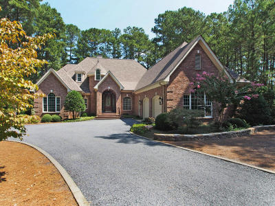 Pinehurst, Southern Pines Single Family Home For Sale: 19 McMichael Drive