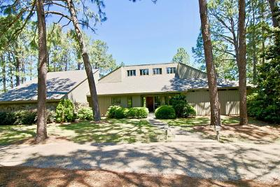 Pinehurst, Southern Pines Single Family Home For Sale: 30 Brookline Drive