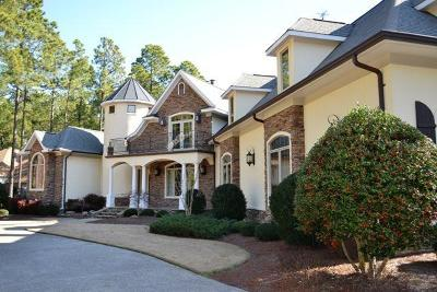 Southern Pines Single Family Home For Sale: 12 Masters Ridge