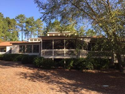 Whispering Pines NC Condo/Townhouse Sold: $137,000